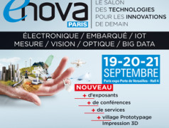 Quiz ENOVA Paris : un oscilloscope à gagner !