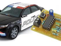 Eén-IC politiesirene