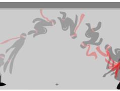 Sprites, animaties en geavanceerde grafische functies voor PIC32