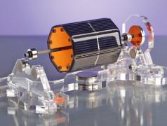 Review: Bouw uw eigen Mendocino-zonnemotor