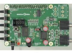 Infraroodbestuurde volumeregeling voor uw RPi Audio DAC