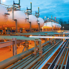 Emerging Gas Hubs in Southeast Europe and the East Med