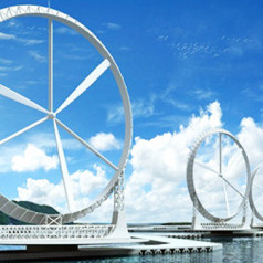 'Wind Lens' Wind Turbine Could Boost Energy Generation 300%