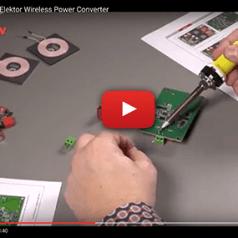 Würth Wireless Power Converter as a new kit