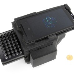 Affordable DNA detection – using a smartphone