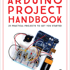 Now in our Store: Arduino Project Handbook from No Starch Press