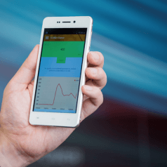 A gas sensor in every smartphone – but with an 8051?