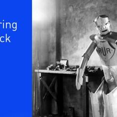 Rebuilding Eric, a 1928 robot