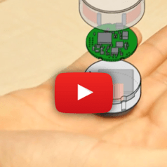 Embedding Motion and Grip Sensing in Small Tangible Objects