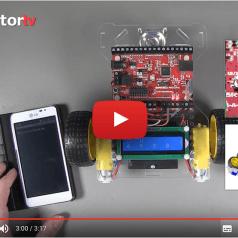 Easy start with your BRAINBOX AVR Robot Kit