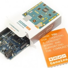 First steps with Arduino/Genuino 101