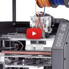 Recent & new open source 3-D printers from Conrad Electronics