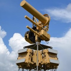 AUDS (anti UAV defense system)