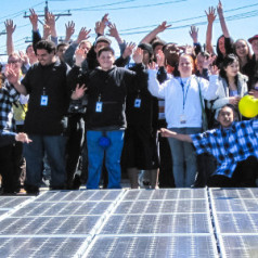 Clean energy, by the people, for the people