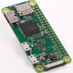New €10 Raspberry Pi (Zero W) with WLAN and Bluetooth
