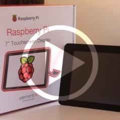 Elektor.TV: Raspberry PI touchscreen