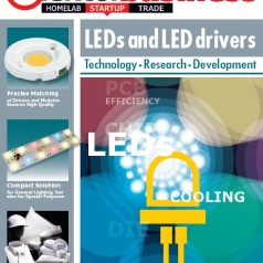 Illuminating free download: Elektor Business Magazine on LEDs and LED drivers