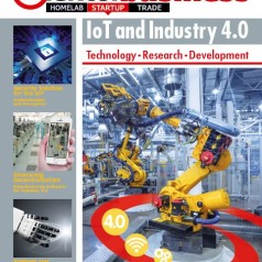 """Free download: Elektor Business Magazine, Edition """"IoT and Industry 4.0"""""""
