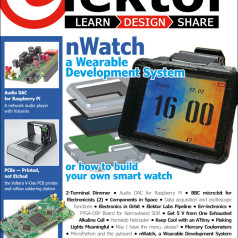 Elektor's July & August 2017 edition is ready for you!