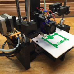 The BuildOne 3D printer for $99