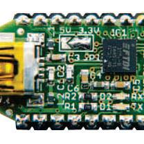 FT232R USB/Serial Bridge/BoB (110553)