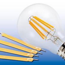Sensible LED-Filamente