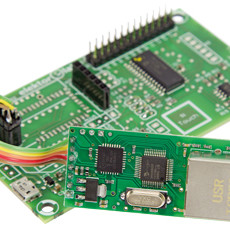 Android I/O-Board und Ethernet