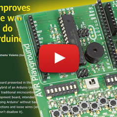AVR Playground: Optimierter Umgang mit Arduino