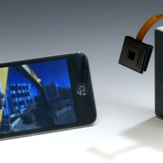 Facettenaugen für Smartphones und Roboter