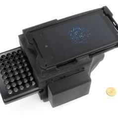 Kostengünstige DNA-Detektion – mit dem Smartphone