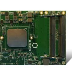 Congatec präsentiert erste COM Express Typ 7 Module mit Intel Xeon D Prozessoren