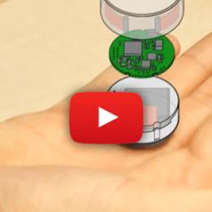 Embedding Motion & Grip Sensing in kleinen Tangibles