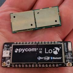 IoT-Funkmodule von Pycom