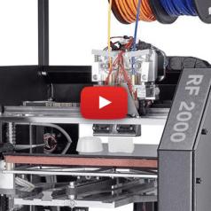 Neue Open-Source-3D-Drucker von ConradElectronic