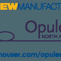 Mouser Electronics unterzeichnet global gültiges Vertriebsabkommen mit Opulent North America