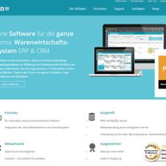 Open-Source ERP-Software mit Stücklisten, Lagerverwaltung und viel mehr