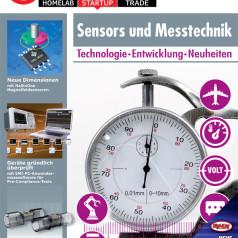 Neu: Elektor Business-Ausgabe mit den Schwerpunkten Sensoren und Messtechnik
