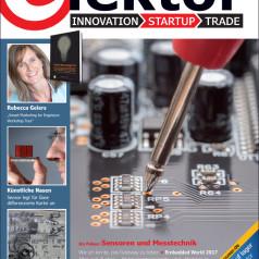 Exklusiver Download für Mitglieder: Elektor Business Magazine 3/2017
