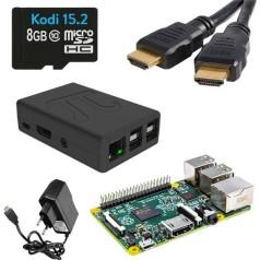 Banc d'essai : lecteur multimédia Raspberry Pi 3 Kodi/XBMC