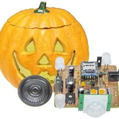 Elektronische Halloween-griezel