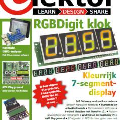 NIEUW: Elektor magazine maart/april 2017