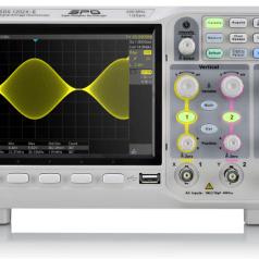 Nieuwe generatie Super Fosfor Oscilloscoop van Siglent