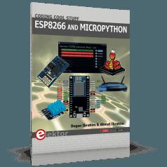 Nieuw boek van Elektor: ESP8266 en MicroPython