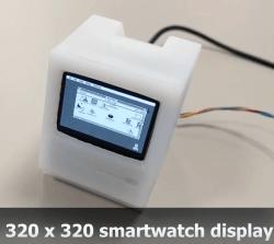 ESP32 Wrover Macintosh Plus Elektor