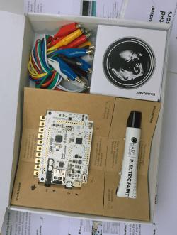 Touch Board Pro Kit Elektor