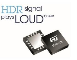 High Dynamic-Range Audio Processor