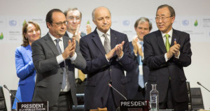 Draft Paris Agreement: 1.5 °C,  Long-Term Goal and  Loss & Damage