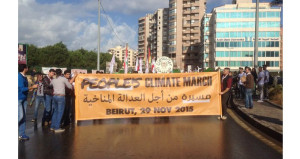 Global Climate March Kicks off Climate Talks
