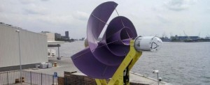 A Silent Wind Turbine For Urban Use