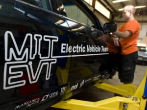 Rapid EV Recharing Could Make Electric Cars More Acceptable To Consumers